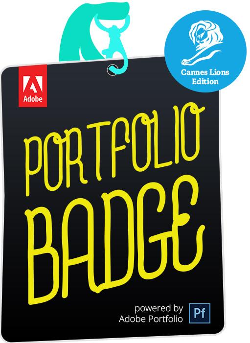 portfolio badge -thumbnail